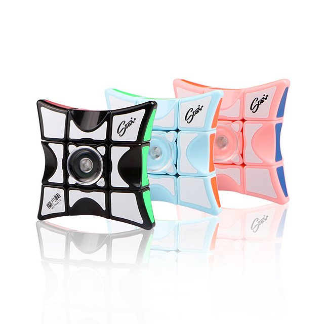 Speed Cube Set 1 pc Magic Cube IQ Cube Pyramid Alien Megaminx 1*3*3 Magic Cube Puzzle Cube Professional Level Stress and Anxiety Relief Focus Toy Classic & Timeless Kid's Adults' Toy All Gift