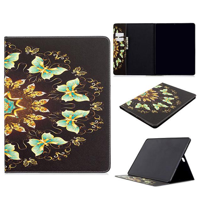 Case For Apple iPad Pro 11''(2020) Ipad Pro 12.9''(2020) Phone Case PU Leather Material Painted Pattern Phone Case for iPad Mini 5 4 3 2 1 iPad 9.7 iPad 2017 iPad 2018