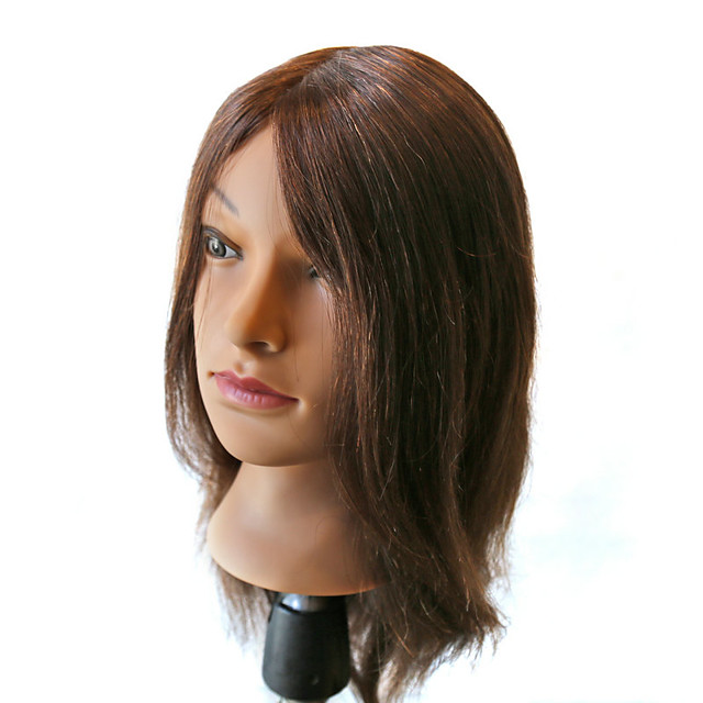 Hair Styling Tools / Toupees Other Material / Silicone Special Purpose Keratin / Fusion Glue Embossed / Easy to Carry / Multi Function 1 pcs Office / Career / Festival Bohemian / Fashion Medium Brown