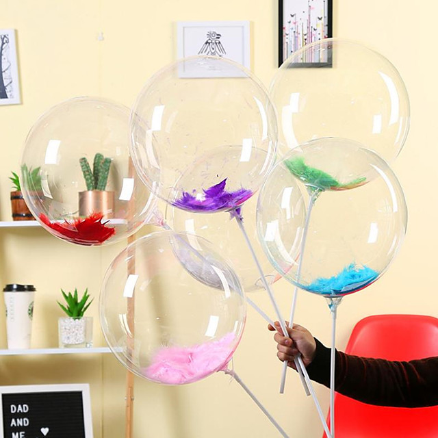 Balloon Feathers Wedding Decorations Wedding / Festival Fashion / Creative / Wedding All Seasons