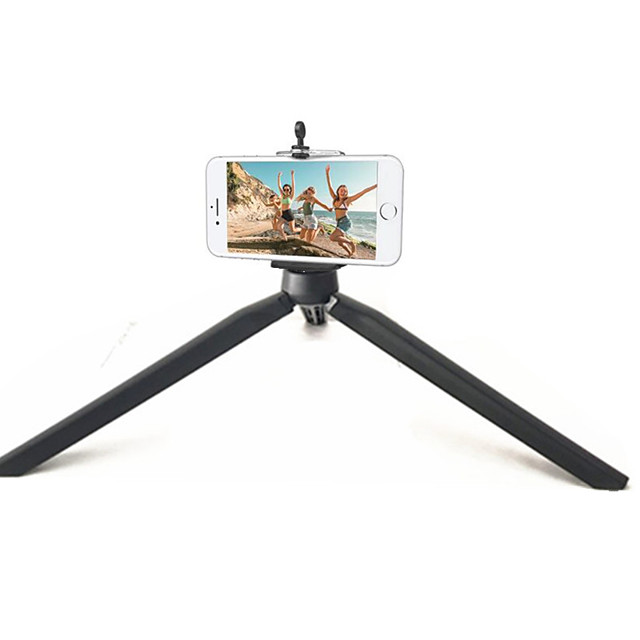 Mini Mobile Phone Camera Tripod Stand Clip Bracket Holder Mount Adapter Phone Holder Clamp