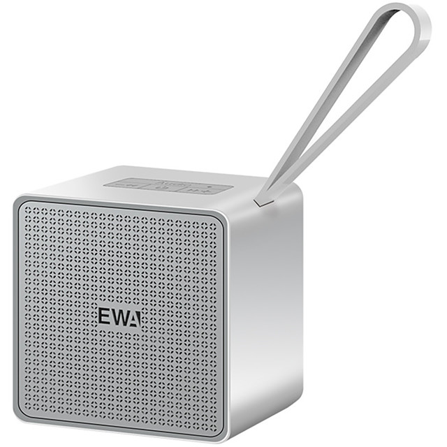 EWA A105 Mini Bluetooth Speaker Built-in Battery Portable Wireless for Smart Phone Tablet Pad Support MicroSD Card