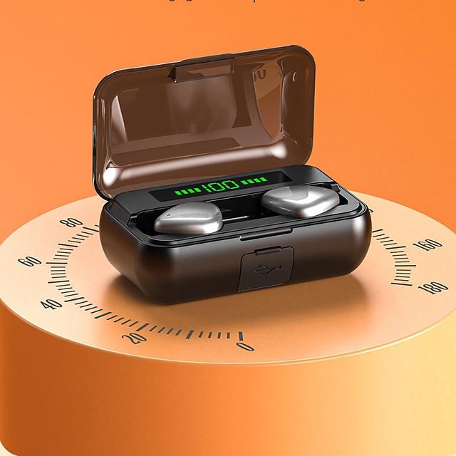 TWS Wireless Earbuds Bluetooth 5.0  with 2000mAh Charging Case Waterproof Sport Wireless Headphones Stereo Deep Bass Headset