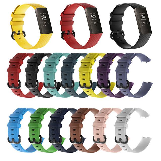 For Fitbit Charge 3/SE/4 Fitness Tracker Ersatz Armband Uhrenarmband Strap