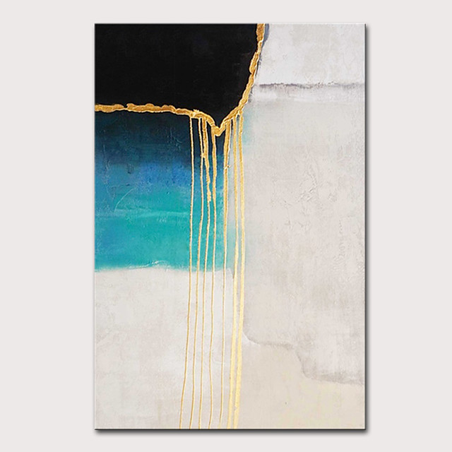 Mintura Large Size Hand Painted Modern Abstract Oil Painting on Canvas Pop Art Wall Pictures For Home Decoration No Framed