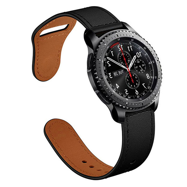 22mm Genuine leather Watchbands Quick Release strapFor Watch accessorie Huawei Watch 2 Pro / Huawei Watch GT2 46mm / MagicWatch 2 46MM / Huawei Watch GT2e