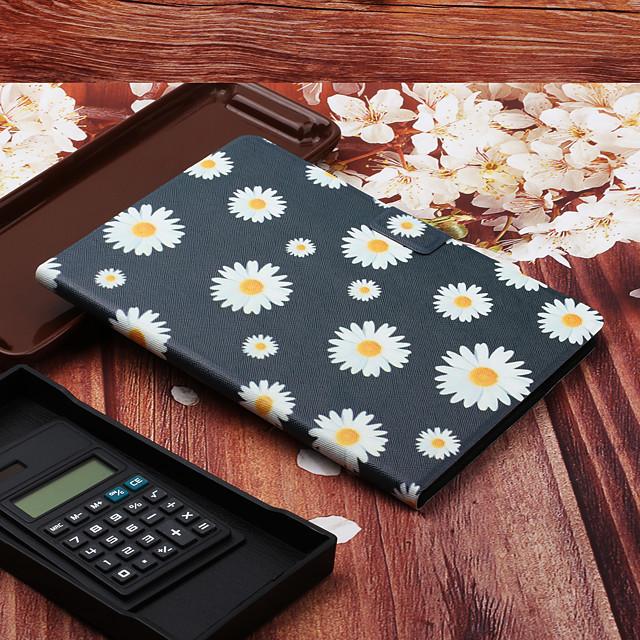 Case For Apple ipad Pro 11'' 2020 iPad Mini 3 2 1 iPad Mini 4 with Stand  Flip Pattern Full Body Cases Flower PU Leather for iPad5 iPad6 iPad 9.7 iPad2018 iPad2017
