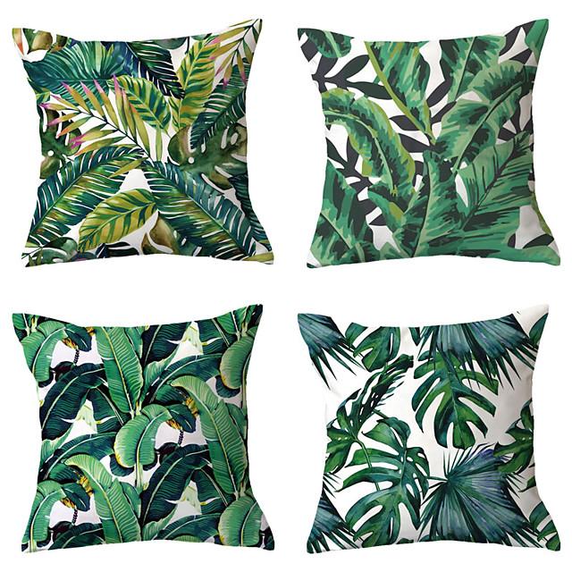 4 pcs Throw Pillow Simple Classic 45*45 cm Cushion Vintage Circle Cover Sofa Home Decor Throw Pillow Case