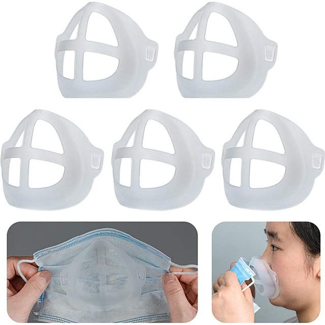 5 PCS Disposable masks artifact stent