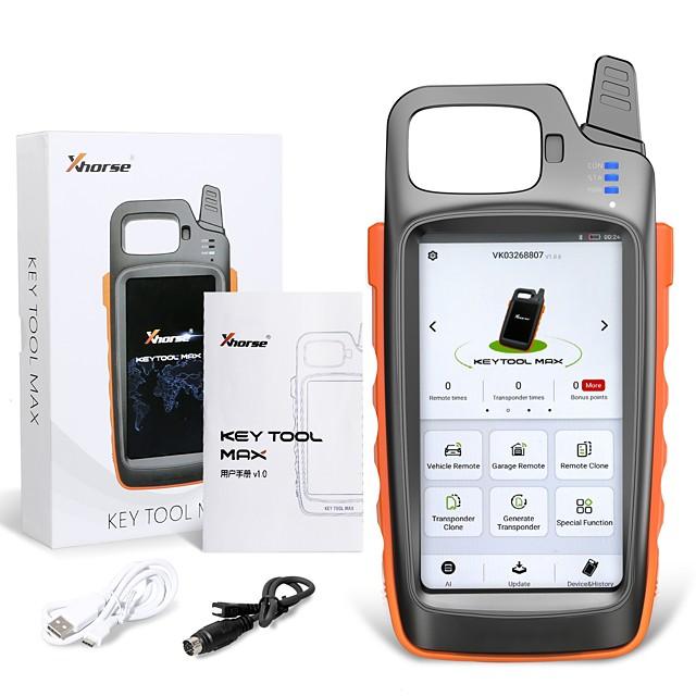 Xhorse VVDI KEY TOOL MAX Remote Programmer and Chip Generator car key programmmer