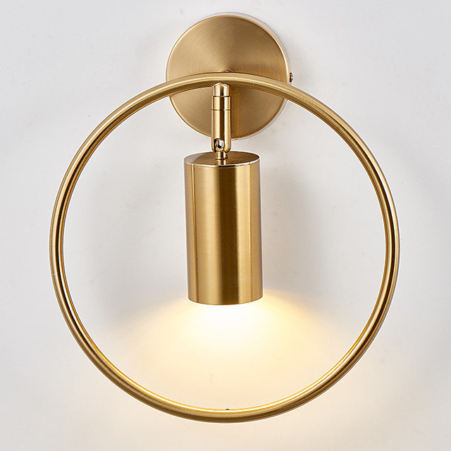 Modern  Nordic Style Wall Lamps & Sconces Dining Room  Shops  Cafes Metal Wall Light 110-120V  220-240V 5 W