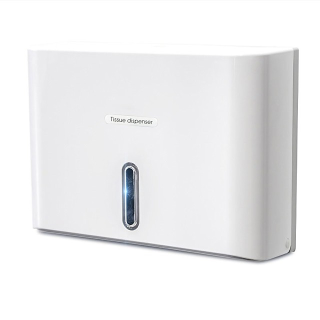 Hotel Toilet Wall-mounted Hand Towel Box 4 Colors Paper Towel Box Box Hanging Type Hand Towel Holder Paper Holder