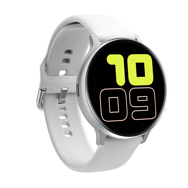 CARKIRA S2R Men Women Smartwatch Android iOS Bluetooth Waterproof Touch Screen Heart Rate Monitor Blood Pressure Measurement Sports Stopwatch Pedometer Call Reminder Activity Tracker Sleep Tracker