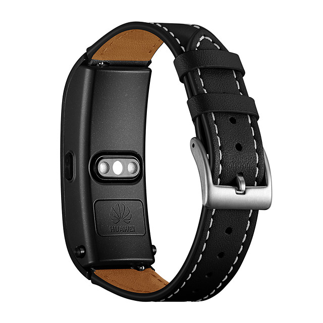 Watch Band for Huawei B5 Huawei Modern Buckle Genuine Leather Wrist Strap