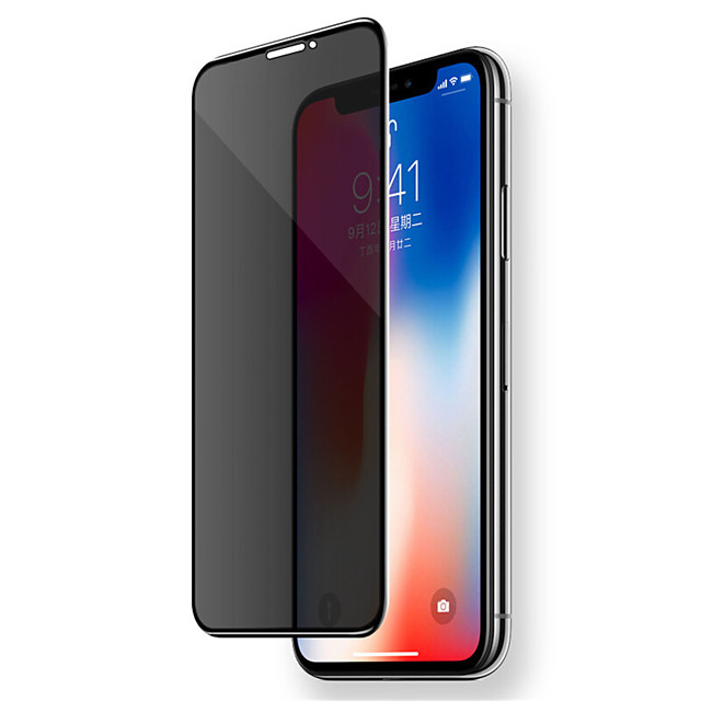 Private Screen Protector For iPhone SE 2020  11  11 Pro  11Pro Max X  XS  XS MAX XR Antispy Tempered Glass For iPhone 8Plus  8  7Plus 7 6S Plus  6S  6Plus 6  Privacy Glass Film