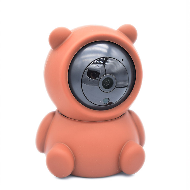 1950P 5MP Mini Security IP Camera Bear Monitor Indoor Wireless PTZ IP Camera baby Nanny Home wifi camera Lovely shell replacement