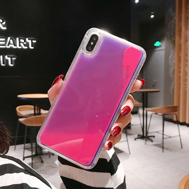 Case For Apple iPhone 11 / iPhone 11 Pro / iPhone 11 Pro Max Shockproof Back Cover Color Gradient TPU