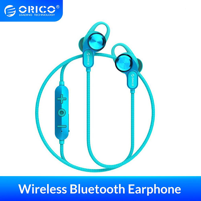 Orico Wireless Bluetooth Headset Music Game In-Ear Magnetic Suspended Neck Hands-Free Sports Headphones