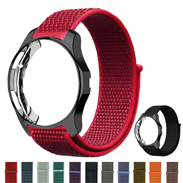 Watch Band for Huawei Watch GT2 46mm /  Samsung Galaxy Watch Active2 Sport Band Nylon Wrist Strap