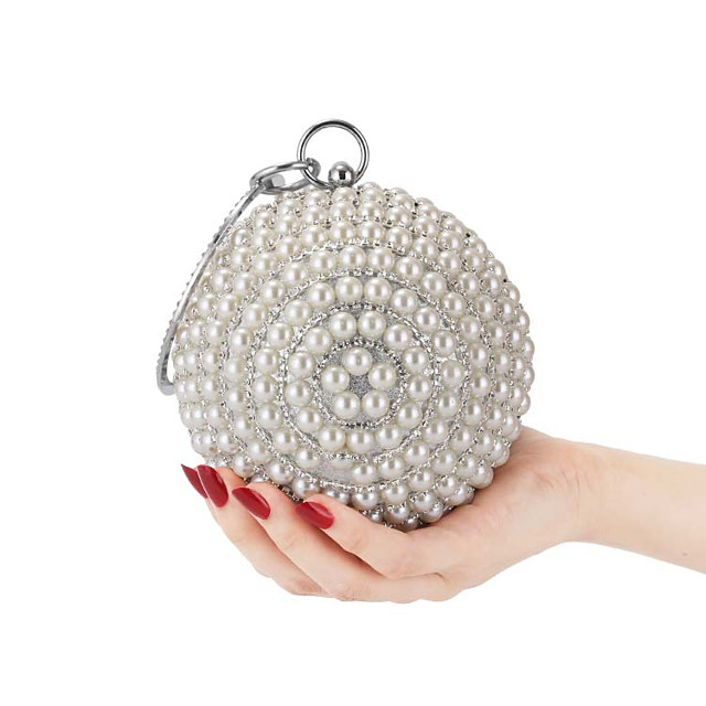 Clutch Bag Rhinestones bag Retro Vintage 1920s Alloy For The Great Gatsby Cosplay Carnival Valentine's Day Women's Costume Jewelry Fashion Jewelry / Punching Bag