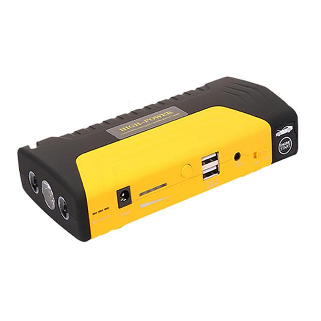 18000mAh 12V 600A multifunction trigger USB portable mobile power car battery booster charger transmitter