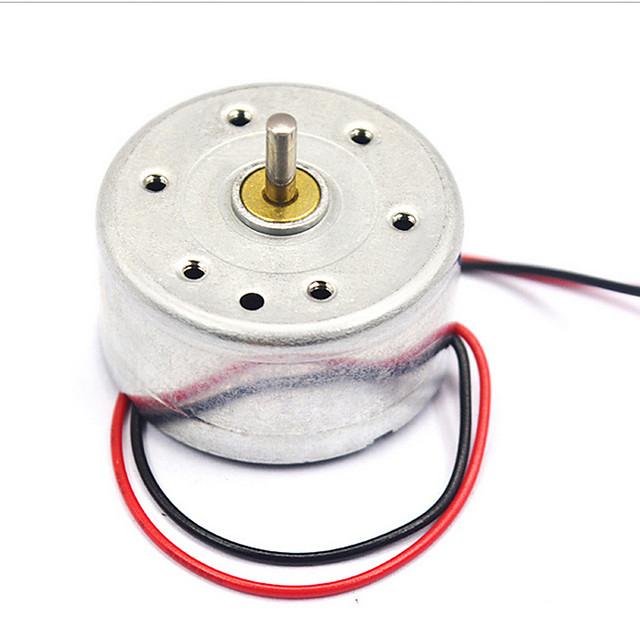 Dc Motor Micro 300 Solar dc Motor Toys Dc 3v 4.5v 5v 6v for DIY 2 Pins Plug Spacing 2.0mm Ph2.0mm
