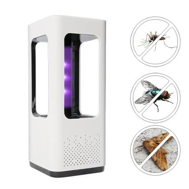 HOT Newest Anti Mosquito trap Killer Lamp Electric Mosquito Killer Lamp LED Bug Zapper Insect Trap Lamp Killer Home Pest Control