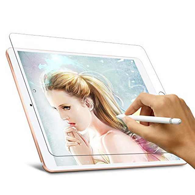 1PC Paperlike Screen Protector for iPad 9.7 iPad Pro iPad Air Screen Protector Compatiable with Apple PencilAnti Glare Painting Screen Protector for iPad iPadmini