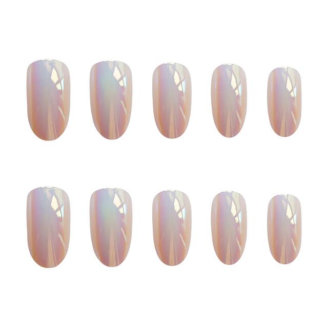 spegel pulver naglar