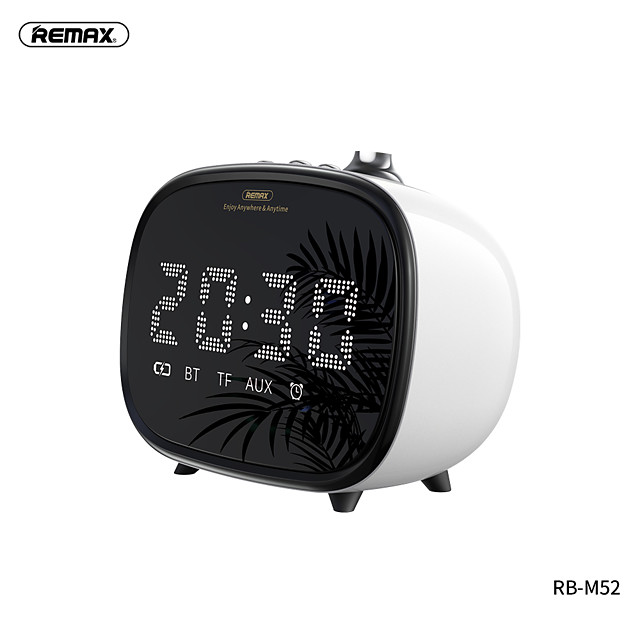 Remax M52 Bluetooth Speaker Outdoor Mini Portable For Mobile