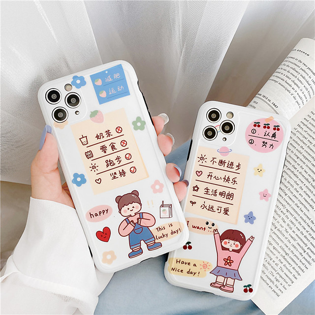 Cute girl Sailor Moon bubble tea back cover for 11 iPhone 11Pro XS Max se 2020 X XR 8 7 7Plus cartoon girls drinking matte phone case