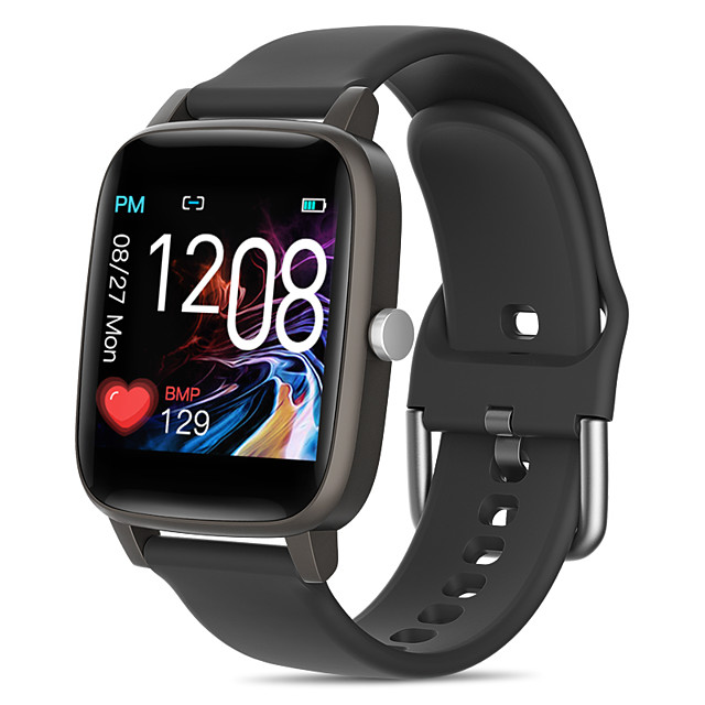 V98 Smart Wristbands Unisex Smart watch Bluetooth Touch Screen Heart Rate Monitor Blood Pressure Measurement Calories Burned  ECGPPG Pedometer Activity Tracker for Iphone