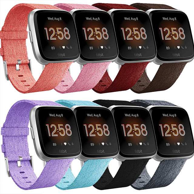 Watch Band for Fitbit Alta Fitbit Classic Buckle Stainless Steel Wrist Strap