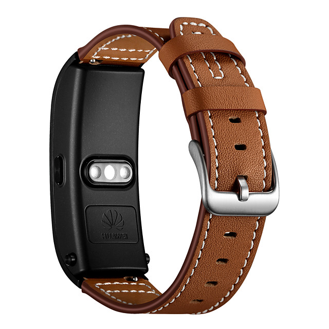 Watch Band for Huawei B5 Huawei Modern Buckle Genuine Leather Wrist Strap