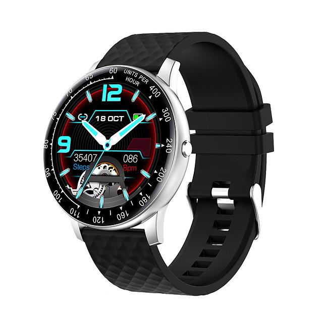 H30 Smart Watch Men DIY Watch face Full Touch Fitness Tracker Heart rate Blood Pressure Smart Clock Women Smartwatch