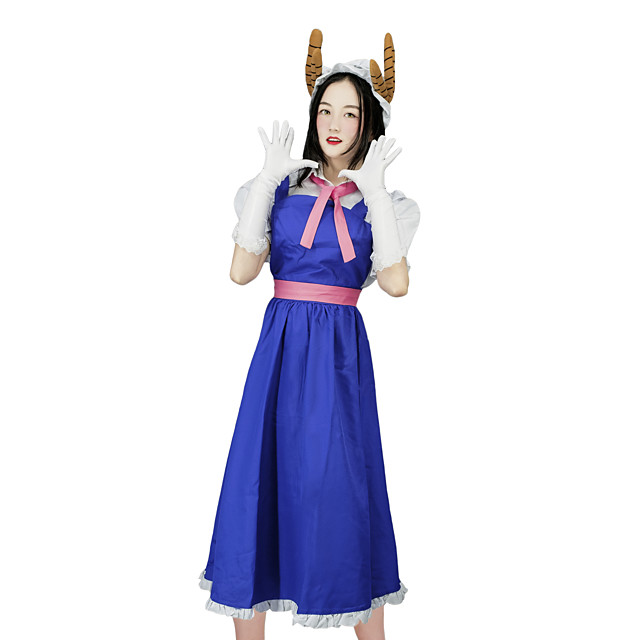 Inspired by Miss Kobayashi's Dragon Maid Dragon Anime Cosplay Costumes Japanese Cosplay Suits Costume For Women's