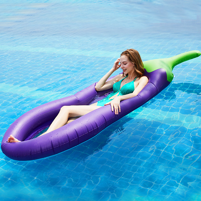 Inflatable Pool Float Pool Float Pool Floaties Fun Inflatable Giant PVC Summer Beach Swimming Pool Party Men's Women's Kid's Adults