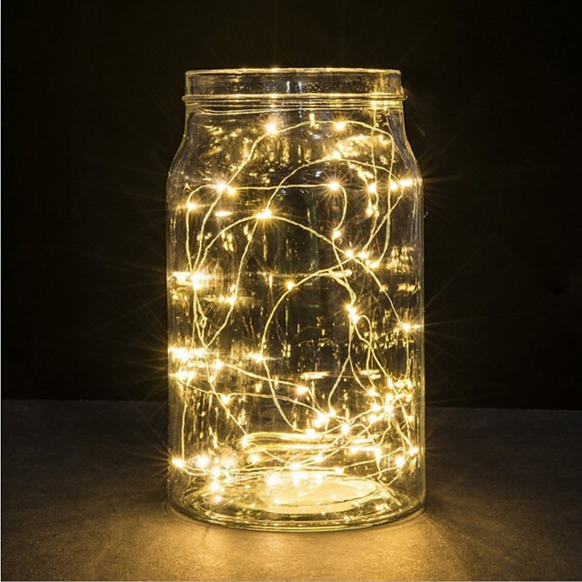 1pc 3Mode 20Led Light Strings Christmas Wedding Party Decoration LED String Fairy Lights