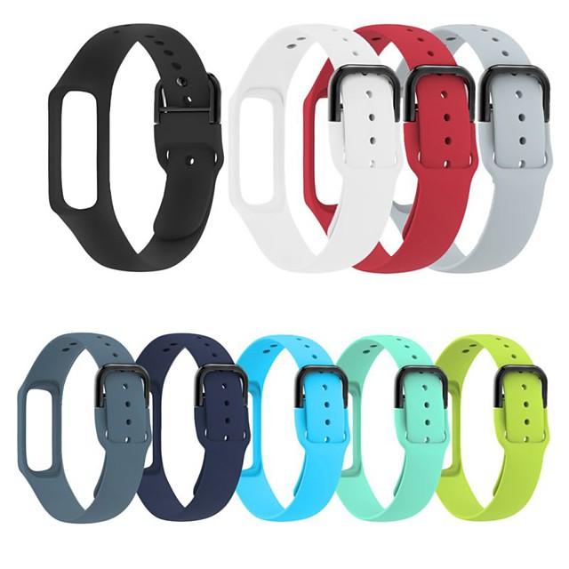 Watch Band for Samsung Galaxy Fit E SM-R375 Samsung Galaxy Sport Band Silicone Wrist Strap