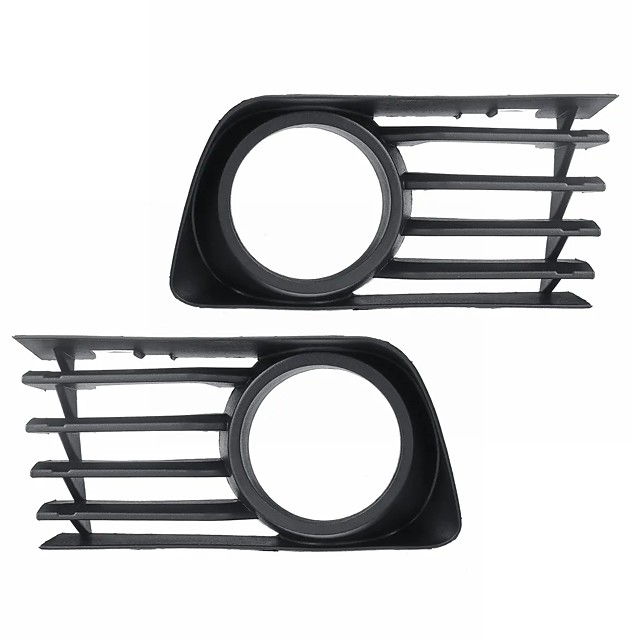 Front Left/Right Fog Light Lamp Cover For Toyota Prius NHW20 2004-2009
