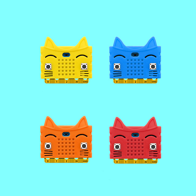 1. Type B Cat Model Red  Environmental 2.  Type B Cat Model Orange Environmental 3.  Type B Cat model Yellow Environmental 4.  Type B Cat Model Blue Environmental Protection