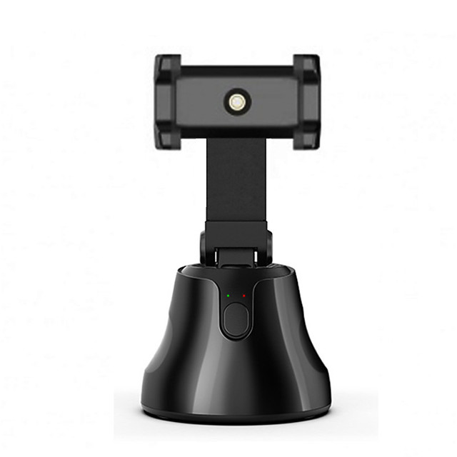 360 Object Tracking Holder With Face Tracking And AI Composition Portrait Switch Easy To Operate