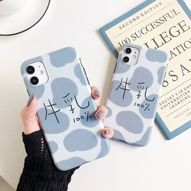 Case For Apple Shockproof / Pattern Full Body Cases Word / Phrase TPU
