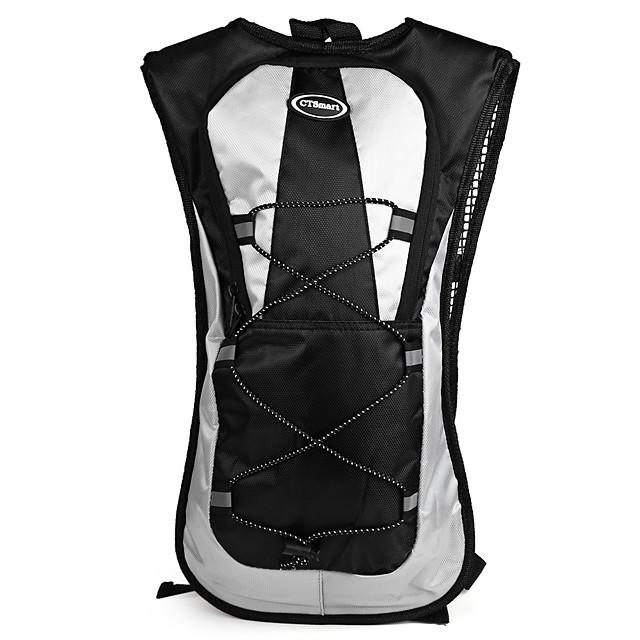 5 L Lahev na vodu a hydratační balíček Cyklistický batoh batoh Multifunkční Reflexní Voděodolný Cyklistická taška Voděodolná textilie Polyester Taška na kolo Taška na kolo Multisport