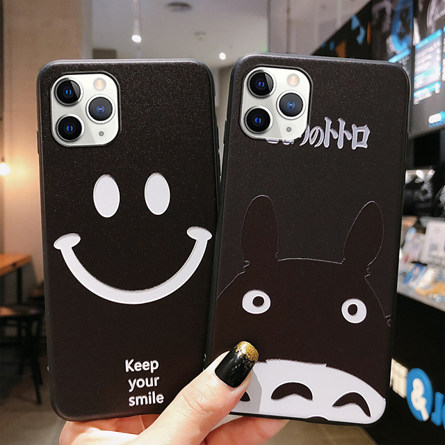 Cartoon Animal  Shockproof  TPU Phone Case For Apple iPhone 11  iPhone 11 Pro iPhone 11 Pro Max
