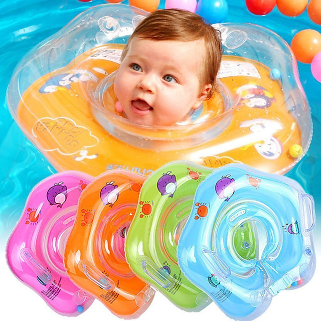 Swim Rings Mixed Material Summer New Baby Swimmer Swimming 1 pcs Unisex Infant