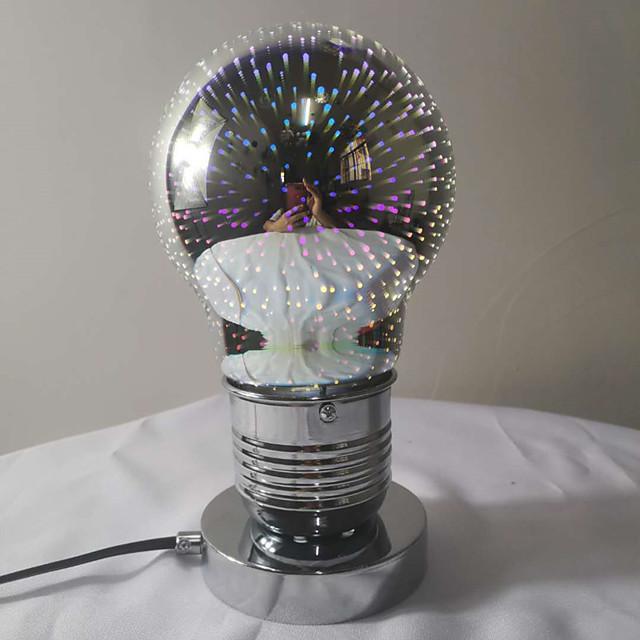 Bordslampa Dekorativ Modernt Modernt LED strömförsörjning Till Sovrum / Studierum / Kontor Glas 200-240V / 110-120V