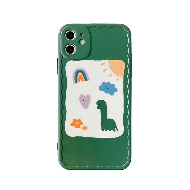 protective sleeve TPU cartoon Apple iPhone 11 pro Max X  XS  XR XSMax 8p  8  SE (2020)  soft shell iPhone case