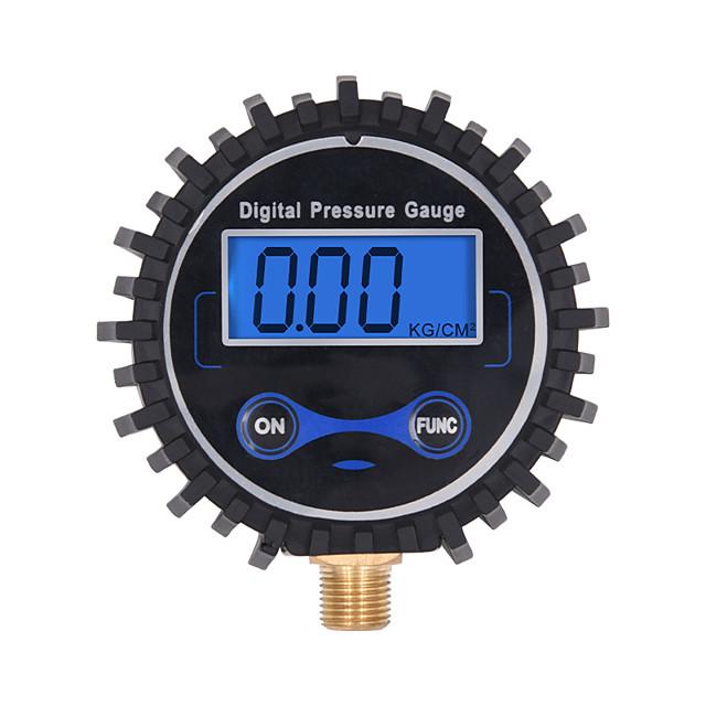 GL 1099 High Precision/Tire Pneumatic Gun/Digital Barometer Head/Tire Pressure Gun /LED Digital Display/Pressure Indicator Head