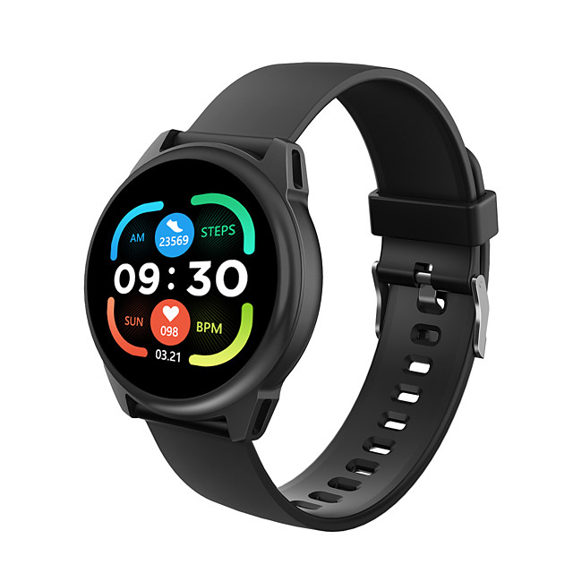 2020 Smart Watch Men Women Body temperature detection Blood Pressure Smartwatch Watch Waterproof Heart Rate Tracker Sport Clock Watch Smart For Android IOS